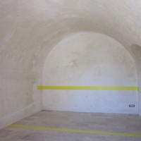 Best Day Ever, 2011 adhesive vinyl 16' x 18' x 11' site specific installation