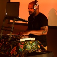 Resonance, 2017, Community Dance Party exploring associations between color + music