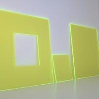 """Schoodic Point, 2010 Plexiglas 12"""" x 28"""" x .5"""""""